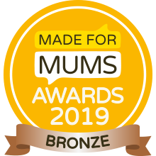 Made for Mums awards 2019